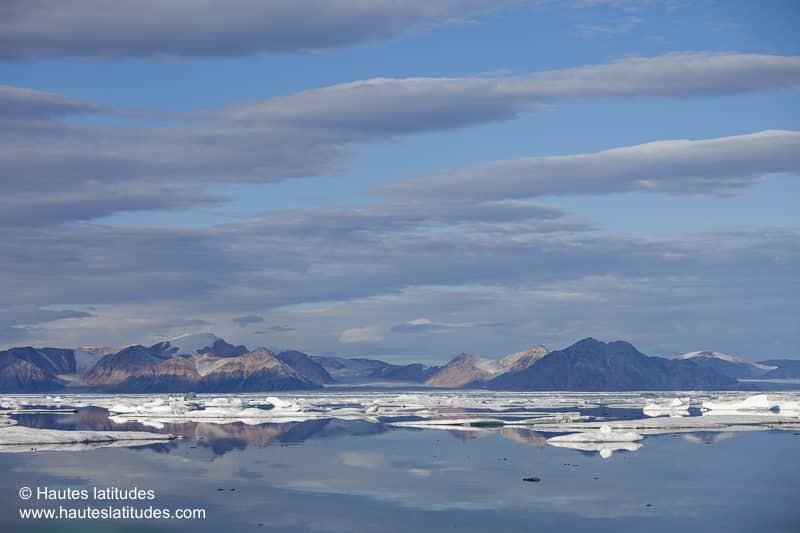 Ellesmere Island, Arctique canadien